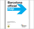 Official Map of Barcelona