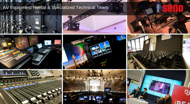 Sono Tecnologia Audiovisual SL