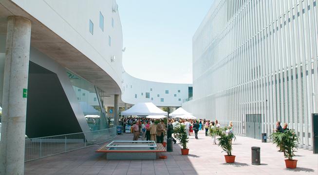 Gran Via Conference Centre - Fira de Barcelona