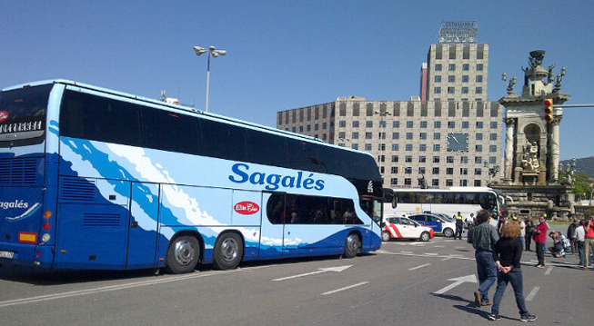 Autocares Sagalés