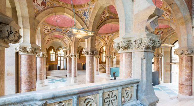 Fundació Privada Hospital de la Santa Creu i Sant Pau - Recinte Modernista
