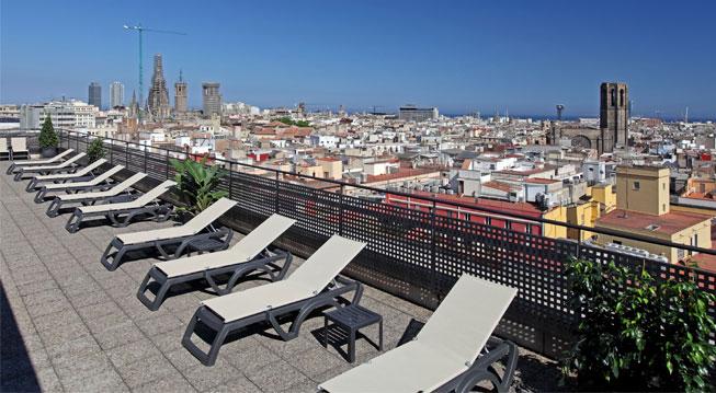 Citadines Barcelona Ramblas