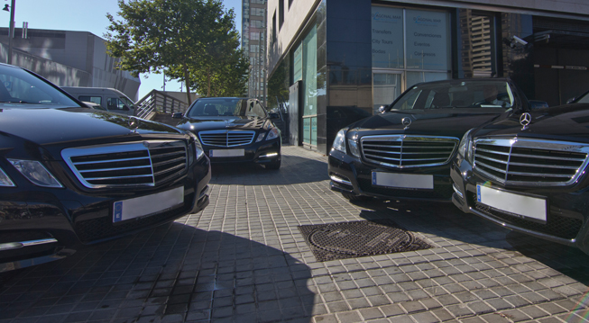 Diagonal Mar Limousines